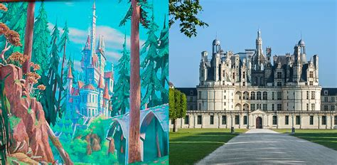 8 Disney Castles You Can Visit In Real Life