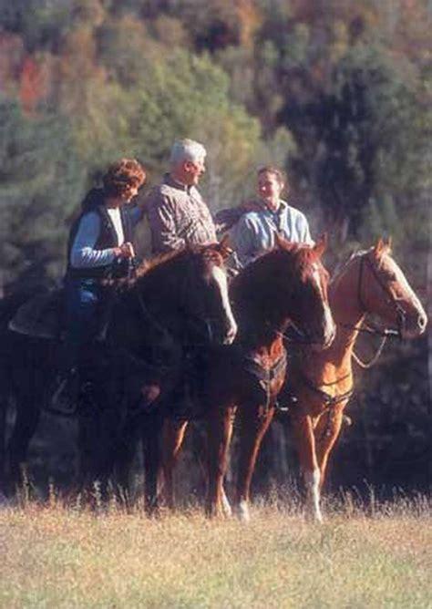 horseback riding george lake bennett ny stable