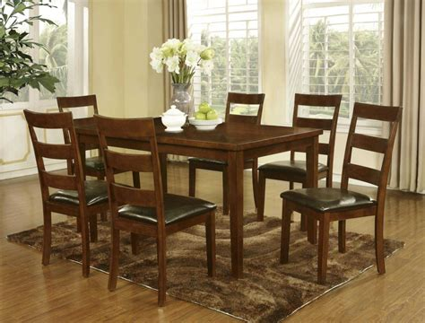 dining wood table   chairs gtu  dining room