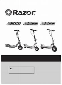Razor Hair Care Product E300 User Guide
