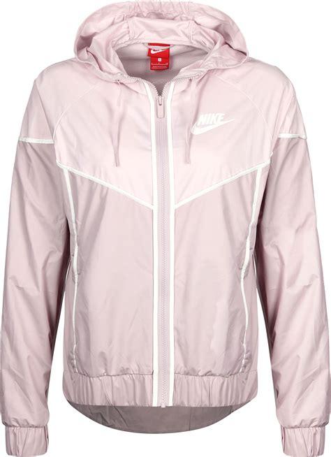 nike light pink windbreaker nike w windbreaker pink
