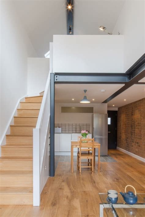 Loft House Renovation by Renovated Townhouse In