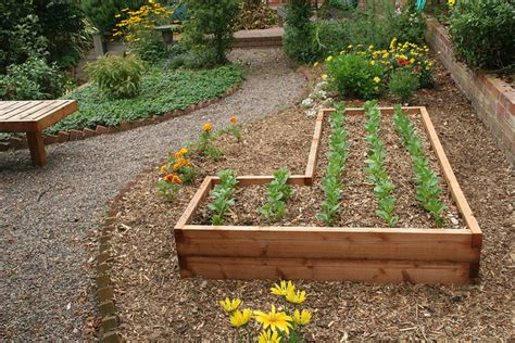 Raised Flower Garden Designs raised garden ideas smalltowndjs