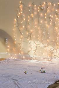 Christmas Lights Photography Background | Lamps Ideas