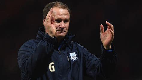 Preston manager Simon Grayson expects tough test v ...