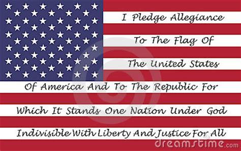 american flag   pledge  allegiance royalty
