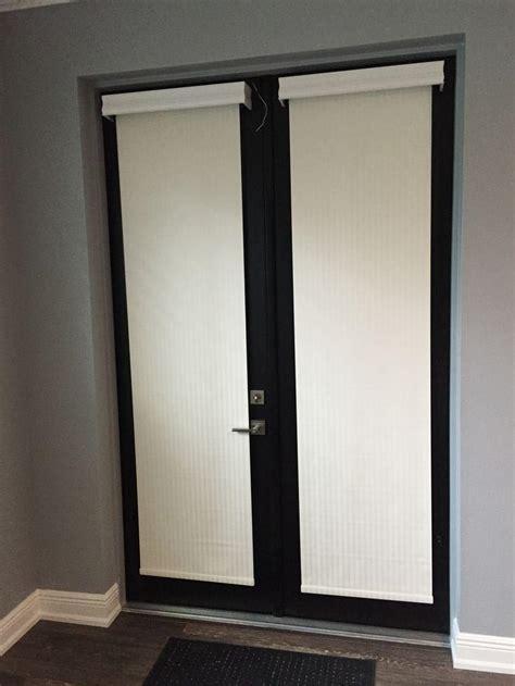 blinds for doors shade for door window treatments design ideas