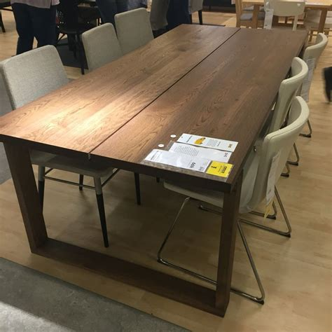 dining table at ikea 1000 ideas about ikea dining table on pinterest ikea malm bed malm and furniture