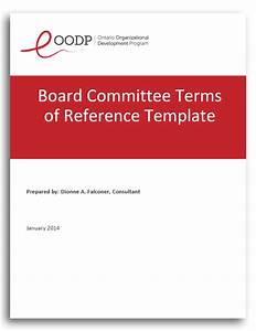 Fine terms of reference template ornament example resume for Pmo terms of reference template