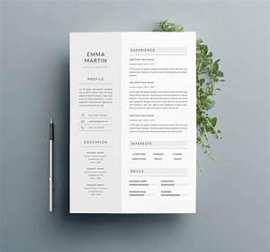 Resume Application Format 13 Photoshop Illustrator Indesign Resume Templates