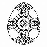 Easter Coloring Egg Pages Adults Eggs Adult Hard Print Celtic Dragon Complex Printable Getcolorings Library Colorings Clipart Wheels Popular Bytes sketch template