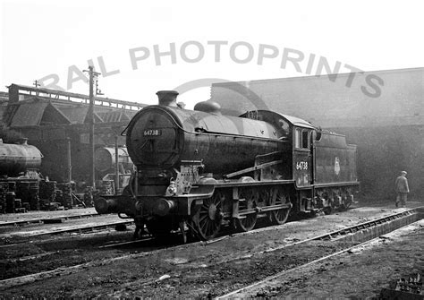 Rail Photoprints | Locomotive Sheds, Depots and Stabling ...