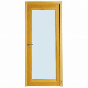 porte d39interieur bois peguy vitree pasquet menuiseries With porte de garage enroulable avec porte intérieure vitrée bois