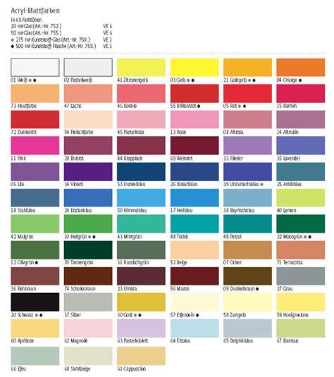 acryl mattfarbe hobby   ml prima basteln