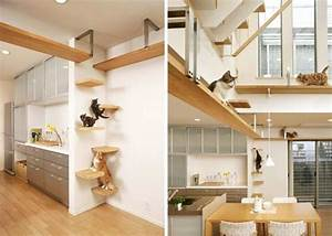 Lovely Cat House: A Playground for Cat – Design Swan