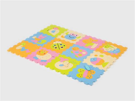 Tapis Enfant En Mousse Dalles Motif Animaux De Ludi by Tapis De Jeu Ludi Dalles 28 Images Carrelage Design