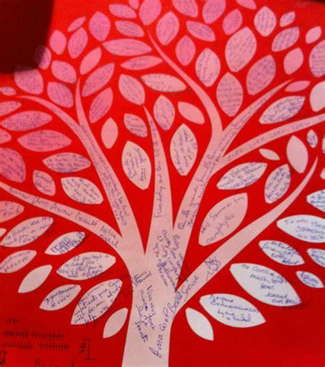 message voeux mariage anniversaire arbre à voeux arbre à souhaits arbre à empreintes traditions mariage