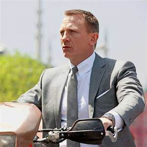 SkyFall - James Bond Sets The Tight Suit Trend - Men Style ...