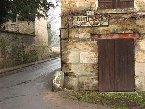 Cergipontin Courcelles Sur Viosne  Le Moulin Et La Liane