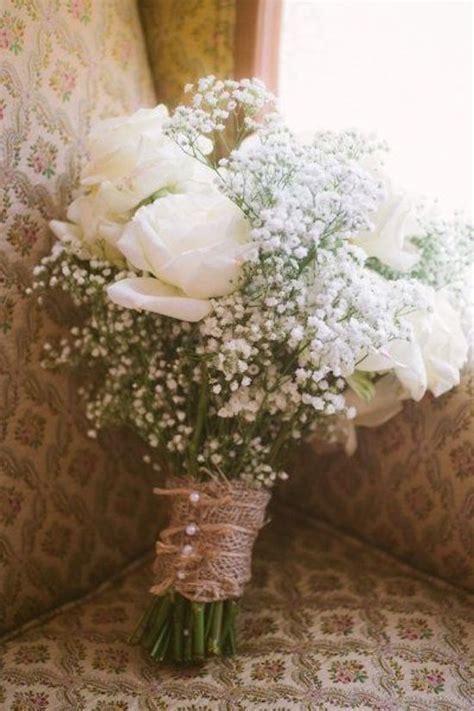 babys breath wedding decor ideas classy  romantic
