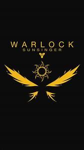 Stormcaller Warlock Destiny Symbol | Like Success