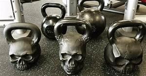 Kettlebell Designs Skull Kettlebells Popsugar Fitness