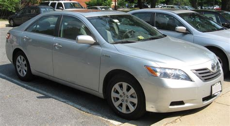 Toyota 2007 Camry by 2007 Toyota Camry Hybrid Information And Photos Momentcar