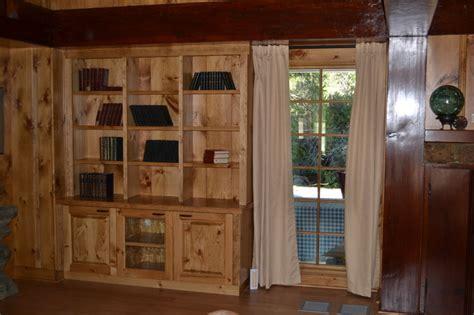 knotty pine bookcases plans diy    poker