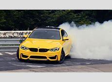 Watch Rhys Millen Drift the Nurburgring in a BMW M4 CS in