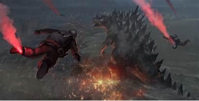 Godzilla Wallpapers Desktop Backgrounds Mobile Mothra King