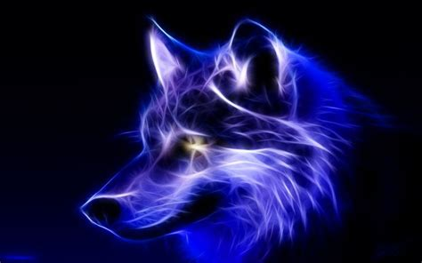 Fractalius Wolf By