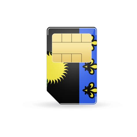 guadeloupe prepaid sim karte beachsimcom daten