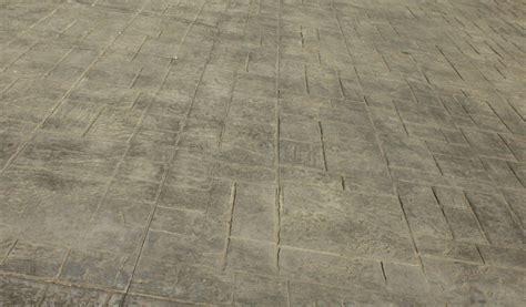prix au  du beton imprime