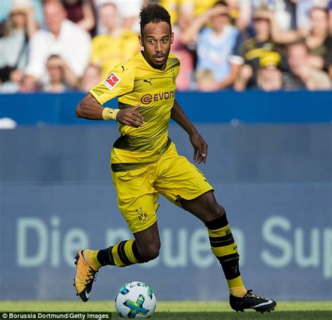 Pierre-Emerick Aubameyang stay vital for Borussia Dortmund ...