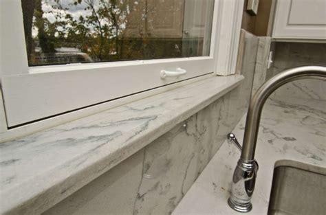 white tile backsplash window sills gta countertops