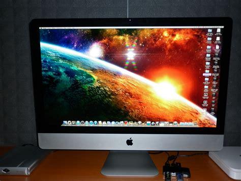 photo apple imac 27 quot 2 8ghz intel i7 8gb