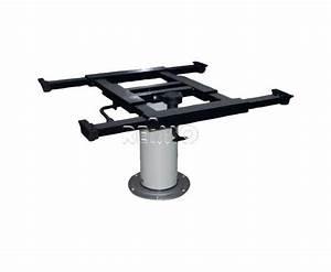 Pied De Table Telescopique : pied de table telescopique 355 730mm plateau coulissant ~ Dailycaller-alerts.com Idées de Décoration