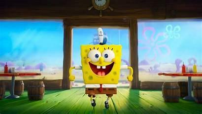 4k Sponge Run Wallpapers Spongebob Movies Backgrounds