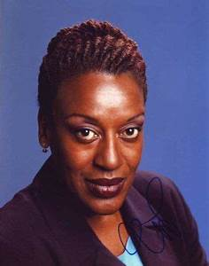 """CCH Pounder as Carolyn Maddox from """"Law and Order: Special ..."""