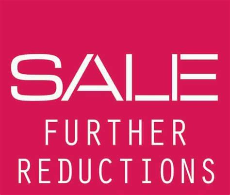 Manila Shopper: Warehouse Further Reductions SALE