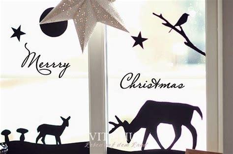 homepage weihnachtlich gestalten vitahus adventsfenster vorlagen weihnachtsideen crafts advent und winter