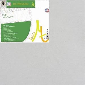Toile Blanche A Peindre : rouleau de toile blanche peindre polyester fin largeur ~ Premium-room.com Idées de Décoration