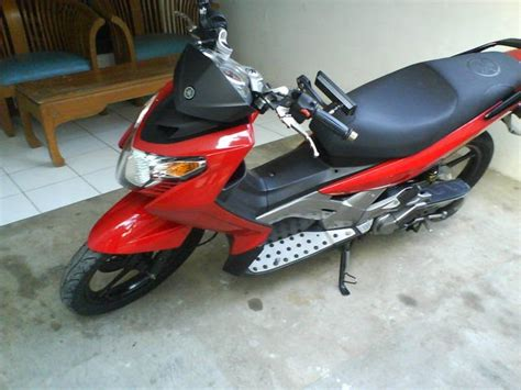 Modification Yamaha by Modifikasi Yamaha Nouvo Modif Motor