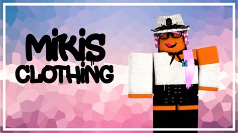 mikis clothing  roblox
