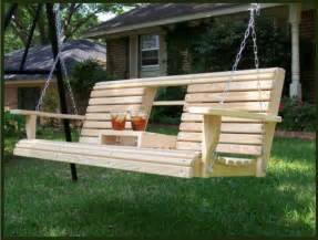 Porch Swing Recipe Dishmap Front Porch Swing: Best Ways to Relax