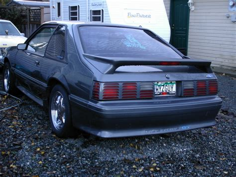 how it works cars 1989 ford mustang electronic toll collection gtp 1989 ford mustang specs photos modification info at cardomain