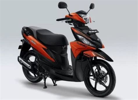 Review Suzuki Address by Harga Suzuki Address Playful Terbaru 2018 Dan Spesifikasi