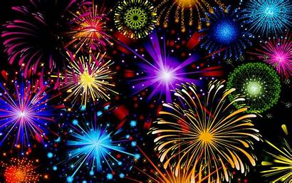 Tablet Celebration Fireworks Phone Yellow Mobile Pc