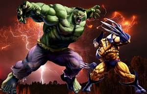Images Of Hulk Vs Juggernaut Wallpaper Golfclub
