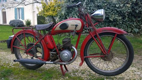 Alcyon Type 23 125cc 1952